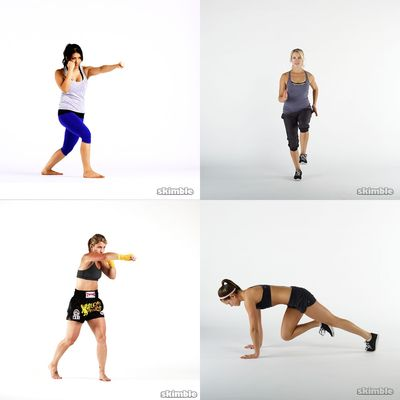 Mix and Match Short Workouts