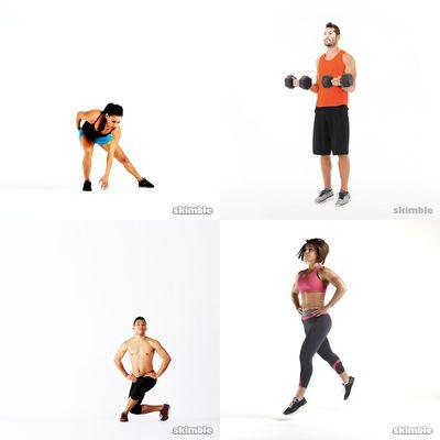 Must Do--Endurance/cardio
