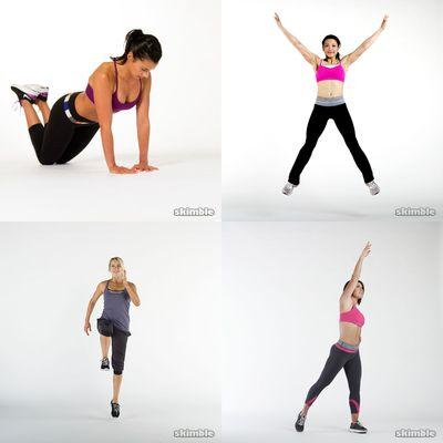 Beginner total body