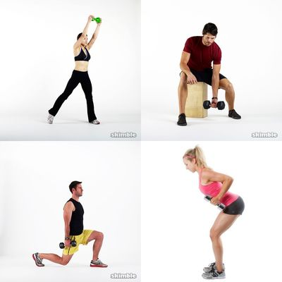 Dumbell Work Outs