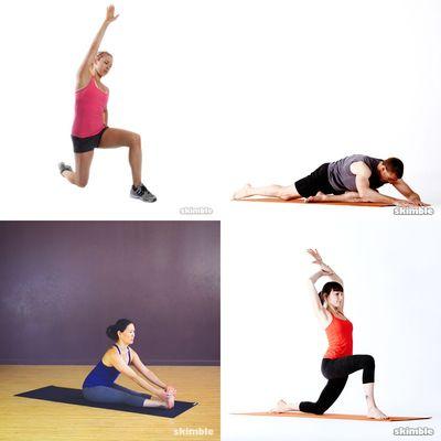 Relax & Stretch
