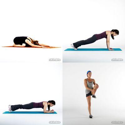 general stretching