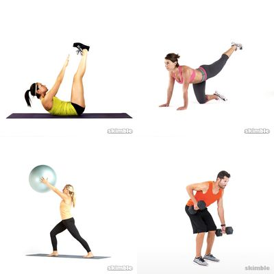 chibae workout