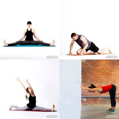 my stretching