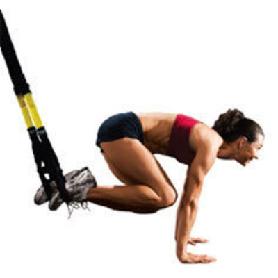 8 TRX Atomic Push-ups