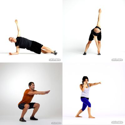 favourite workouts