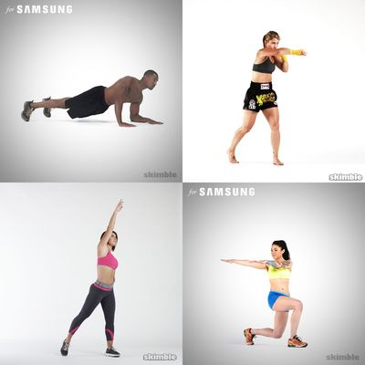 Lose weight and tone up
