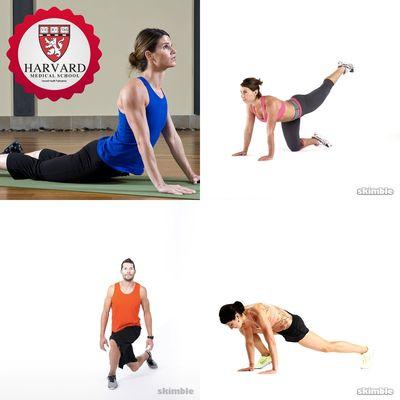 new workout plan to get that assssslikedamnn