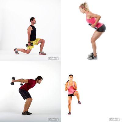 shoulders/arms
