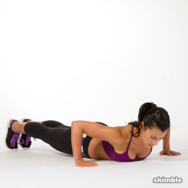 Upper Body Burn out