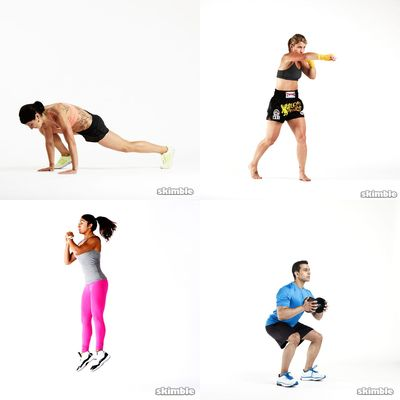 Download workouts