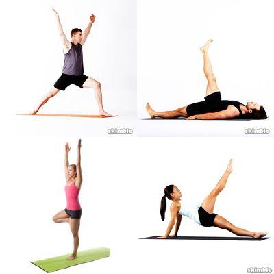 Toning Yoga/pilates