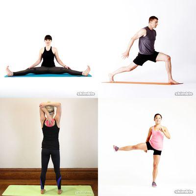 quick stretches