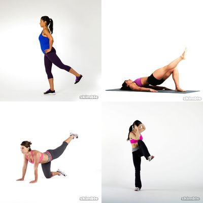 my fav workouts