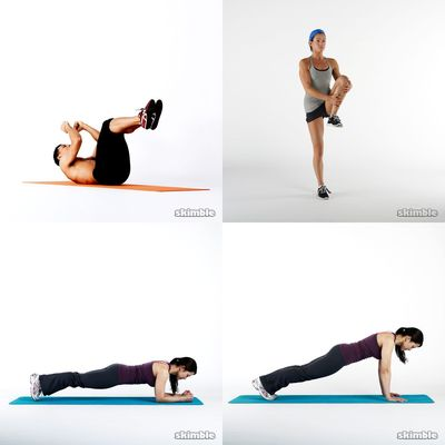 Leichte Workouts