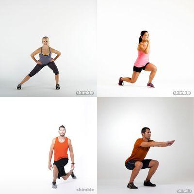 Kay's workout
