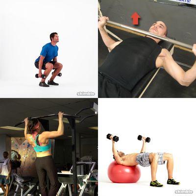 Wolverine Workout