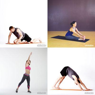 Stretch, Yoga, Relaxation