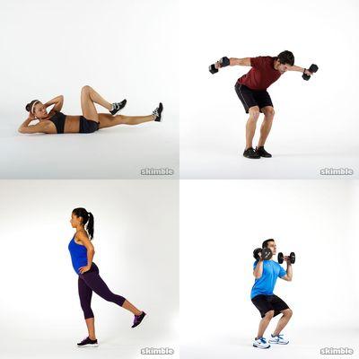Akash's Workouts