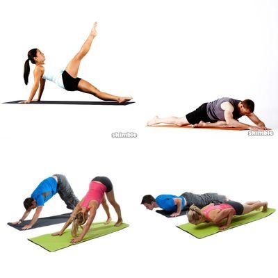My Fav Yoga Workouts