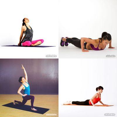strengthen flexibility