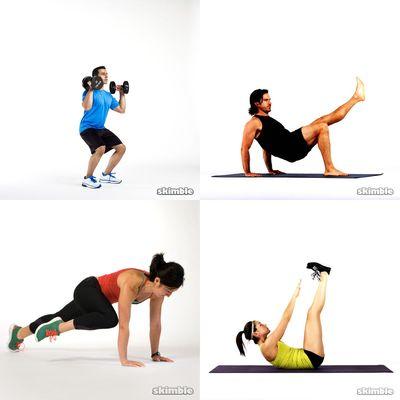 Core/Legs/Flexibility