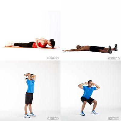 injury workout