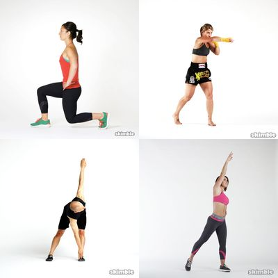 Carma's Workout