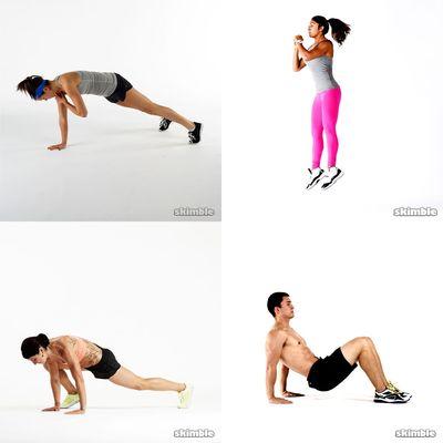 Kurze Workouts