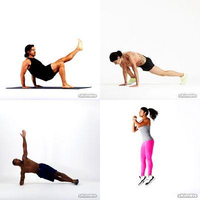 full body hiit training