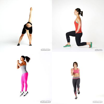 Week 3 Workouts