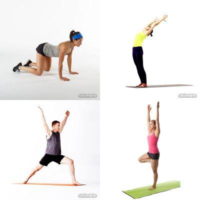 Yoga-Goodmorning Sunshine