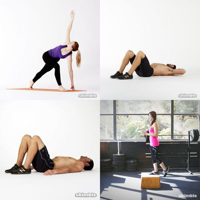 New workouts to try