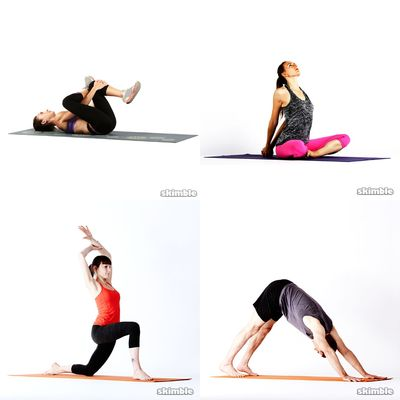 No Energy Yoga