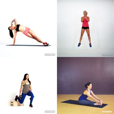 whole body workouts