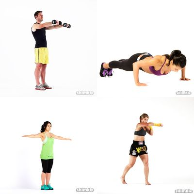Possible Workouts