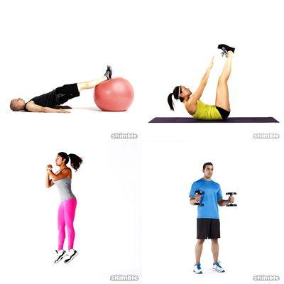 Hopes Workouts