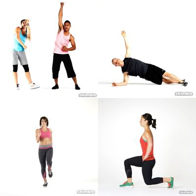 Try out exercises
