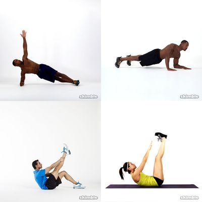 workouts - abs