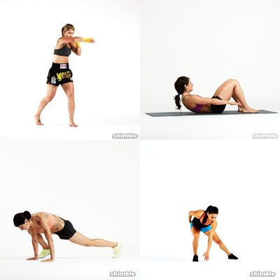 Jordans Workouts
