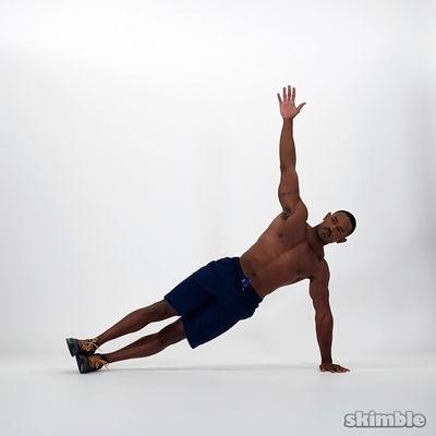 Left Side Plank