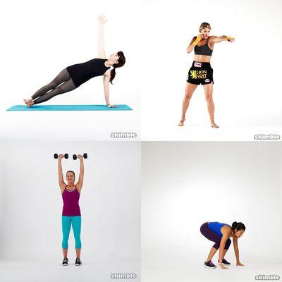 full body intensity intermediate