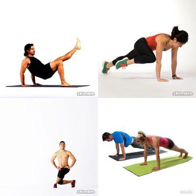 Bill's Workouts