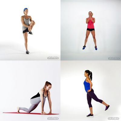 Warm Ups,Stretches and Cool Downs