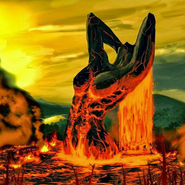 Volcano (Running Molten Core)