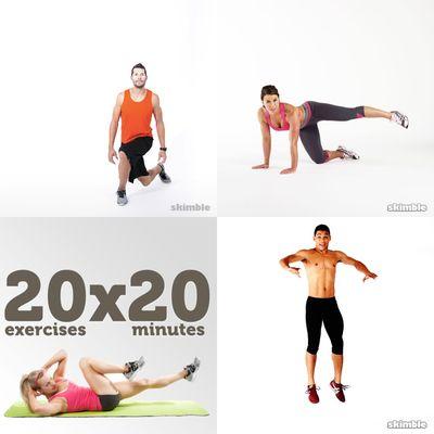 Mi Workouts