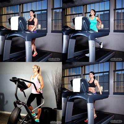 Treadmill (30 min)