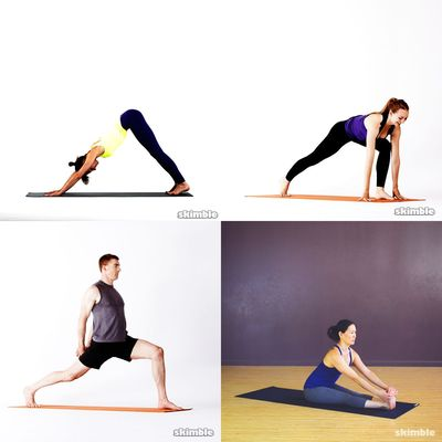 yoga and sttetch