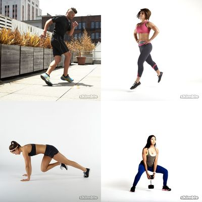 Saved Workouts