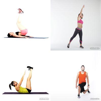 Pixii Workout